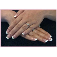 CND French Gel DeLux Manicure