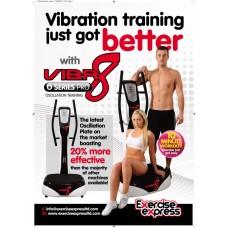 VIBR-8-PRO: 60 minute course